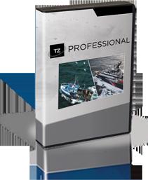 Nobeltec TZ Professional Pack