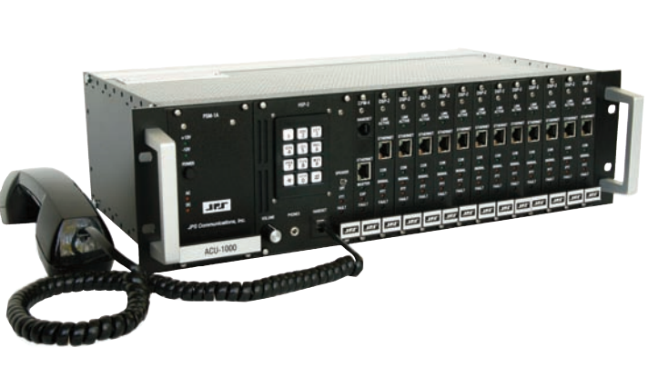 JPS Interop (formerly Raytheon) ACU-1000 Modular Interconnect System