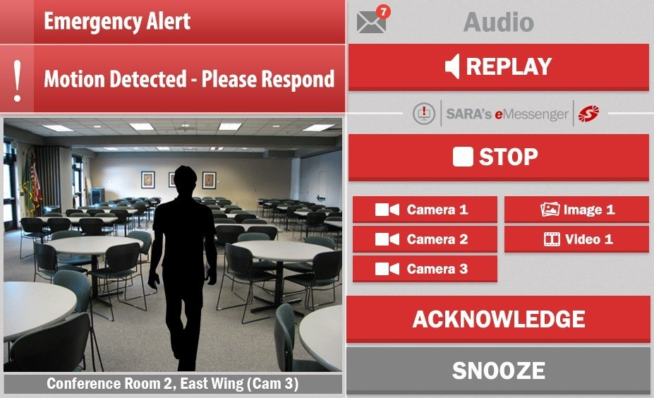 Video Paging - Alerting Situation Awareness Products & Technologies