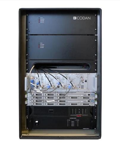 Codan P25 Trunked Radio System