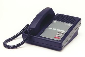 Gai-Tronics IDR1000A DC Remote Deskset