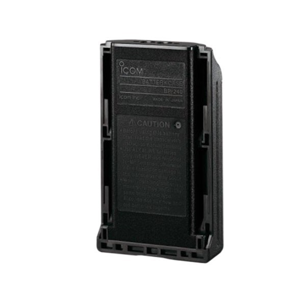 ICOM BP240 AAA Battery Case