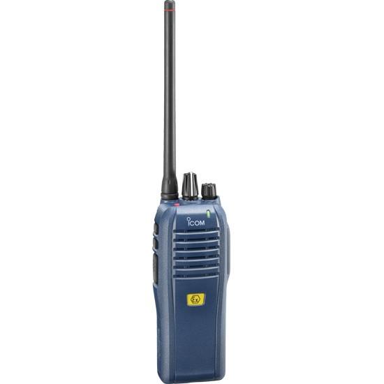 ICOM F-4201 400-470MHz IDAS 16 Channel MultiTrunk Portable
