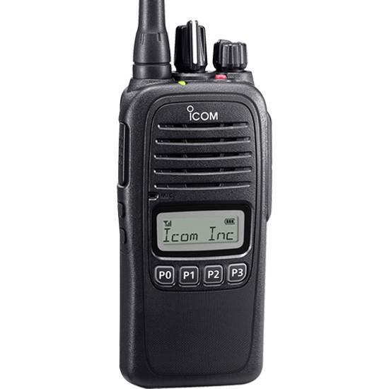 ICOM IC-F2000S 450-512MHz, 128 CH, LCD, 4-Key