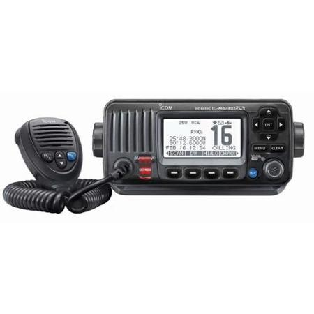 ICOM M324 01 BLACK 25 W Fixed Mount VHF