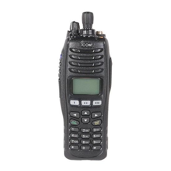 ICOM IC-F9011S 05 136-174MHz P25 Trunking Radio with a Display, No DTMF Keypad