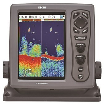 Koden CVS-128 Color LCD Sounder Without Transducer