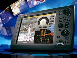 Marine Chartplotters for Marine Navigation from Furuno, JRC, RayMarine and More
