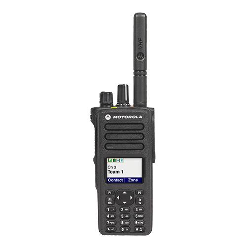 Motorola MOTOTRBO XPR 7550E 403-512 4W FKP GNSS BT WIFI GOB, AAH56RDN9RA1AN
