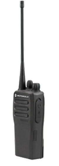 Motorola MOTOTRBO CP200D 4W 403-470Mhz UHF 16CH Analog Portable Radio, AAH01QDC9JC2AN