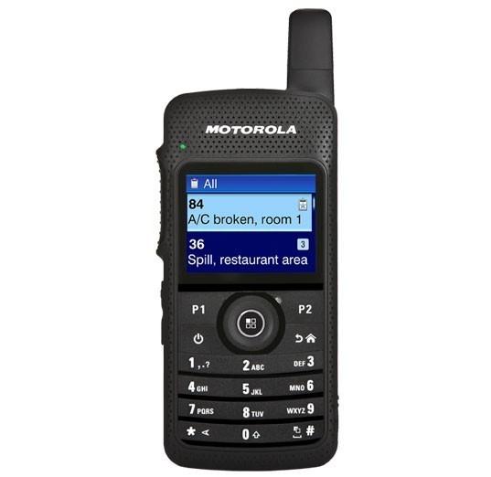 Motorola MOTOTRBO SL7580 806-870 Mhz Portable Radio 2 Watt