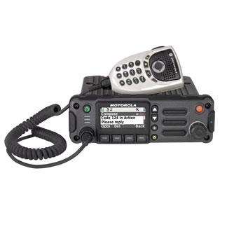 Motorola APX 4500 P25 Mobile Radio