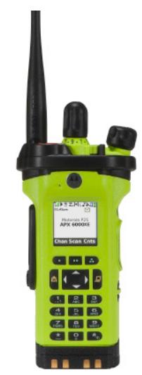 Motorola APX 6000XE P25 Portable Radio