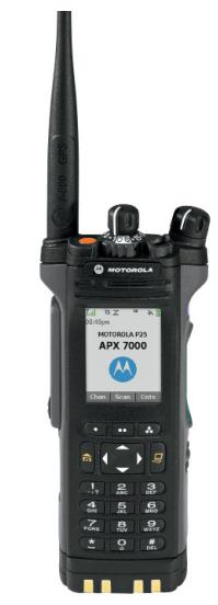 Motorola APX 7000 Multi-Band Portable Radio