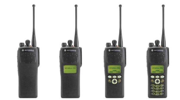 Motorola XTS 2500 Digital Portable Radio