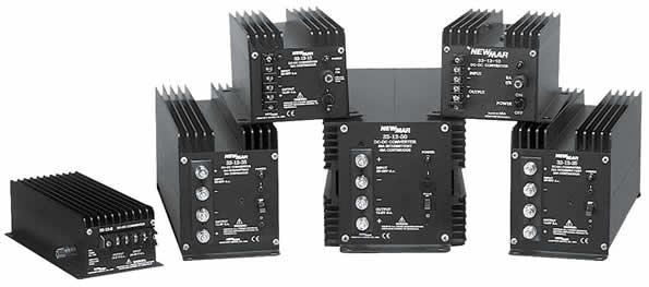 NewMar 32-12-35 DC to DC Converter, 12 Volt Output