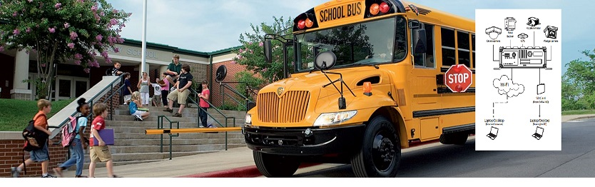 Safety Vision School Bus System