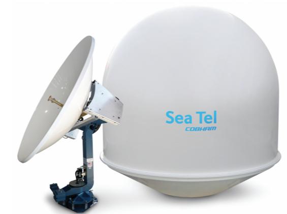 SeaTel 4004 Satellite Television Antenna System