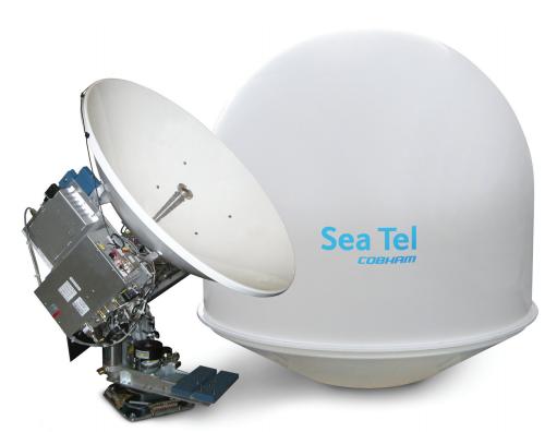 SeaTel 4009 Satellite Television Antenna System