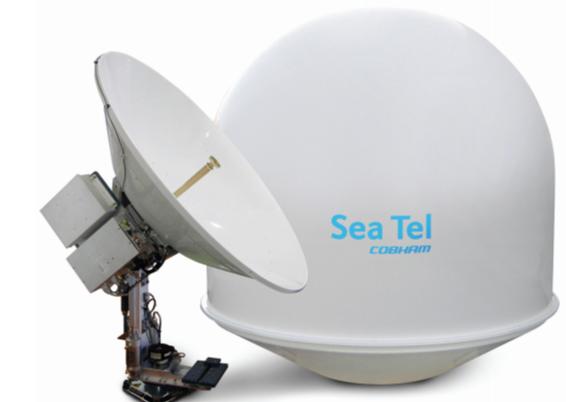 SeaTel 6009 Marine Ku-Band VSAT Satellite Antenna System
