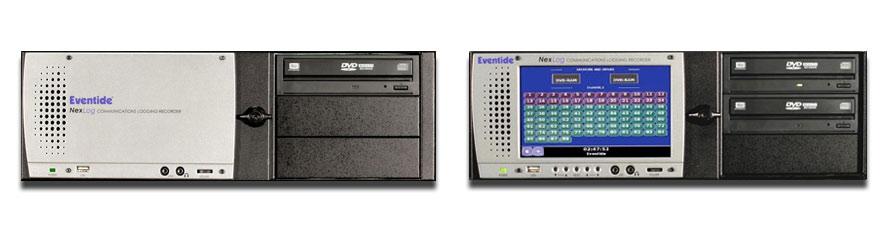 Eventide Nex Log 740/840 Communications Logging Recorders